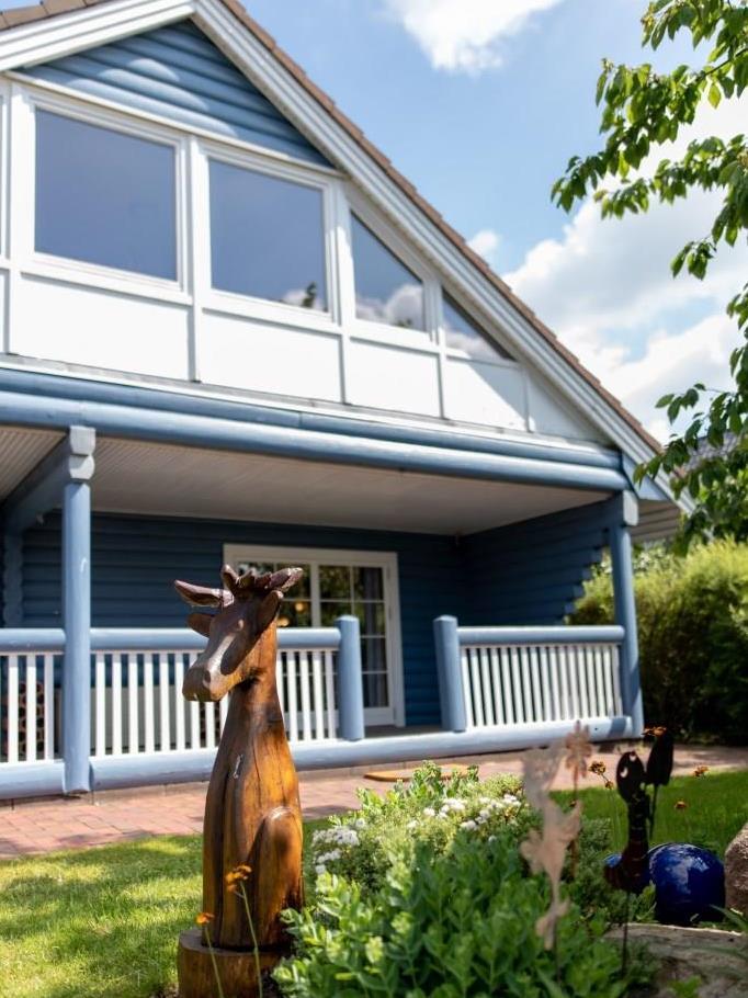 blau ferienhaus dänemark