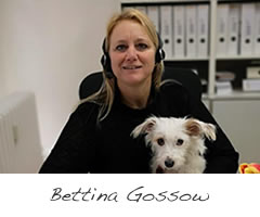 Bettina Gossow | LENAREISEN